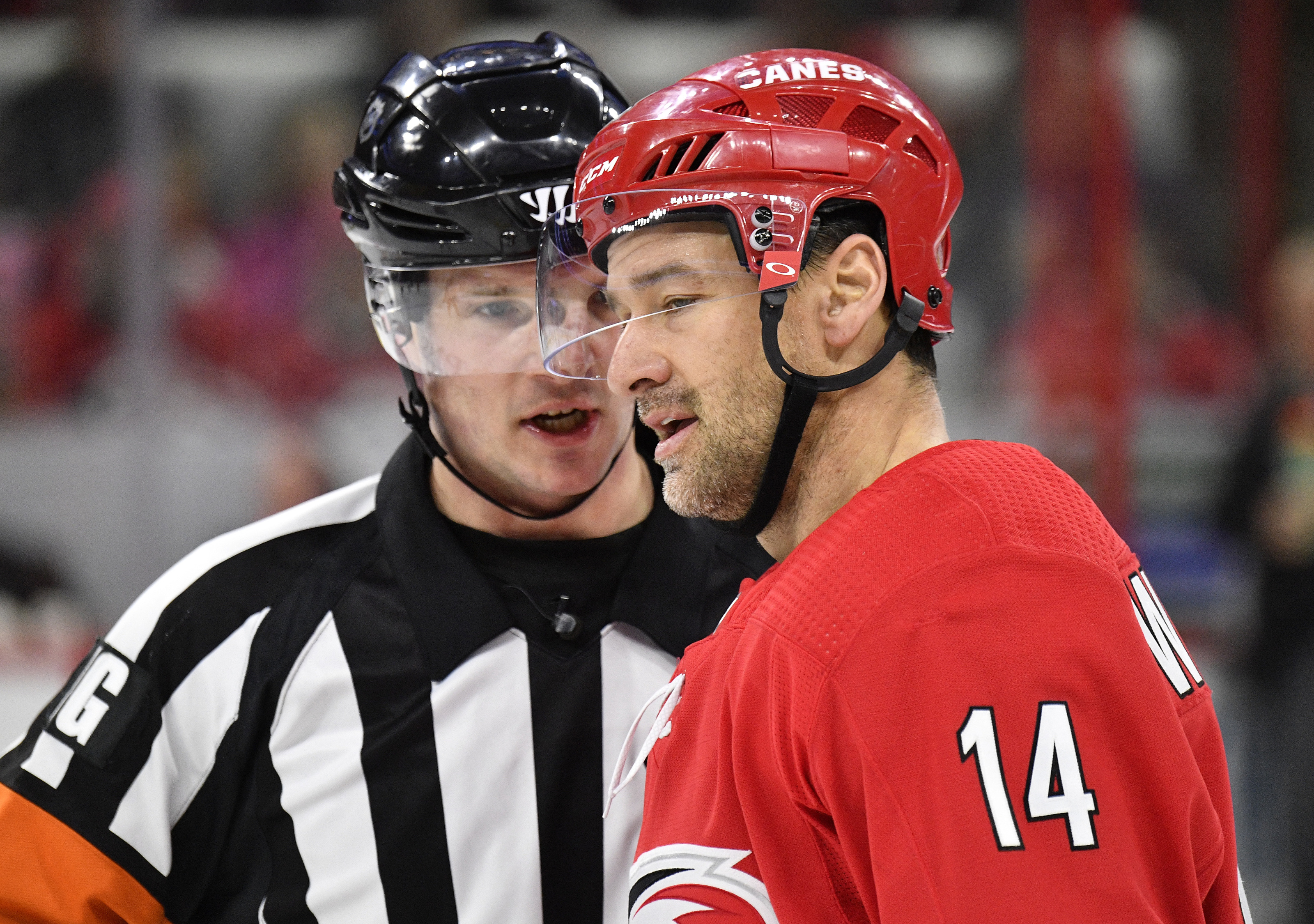 Takeaways from Justin Williams Final Canes Corner